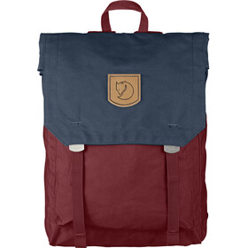 Fjällräven No.1 Foldsack ox red-navy